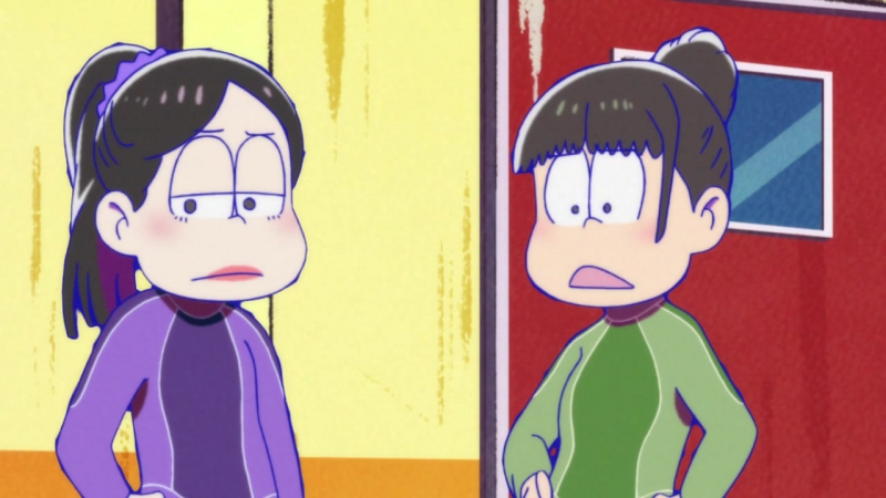 [AniDub] 08 серия - Дядька Осомацу 2 / Osomatsu-san S2 [9й Неизвестный, Гамлетка Цезаревна]