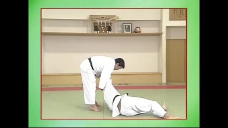 Техника дзюдо от Toshihiko Koga (JPN) - учебное видео
