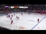 Обзор матча Россия - Беларусь