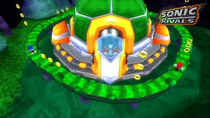 [ShadowBMX] Sonic Rivals VS Sonic Rivals 2