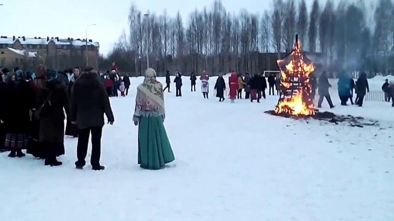 Масленица-2017 в Усть-Качке