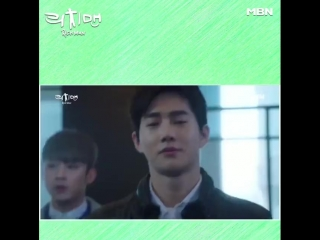 180523 EXO Suho @ mbn_drama Instagram Update