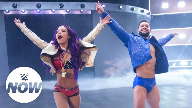 SBMKV_Video | Finn Bálor Sasha Banks get a second chance in WWE Mixed Match Challenge: WWE Now