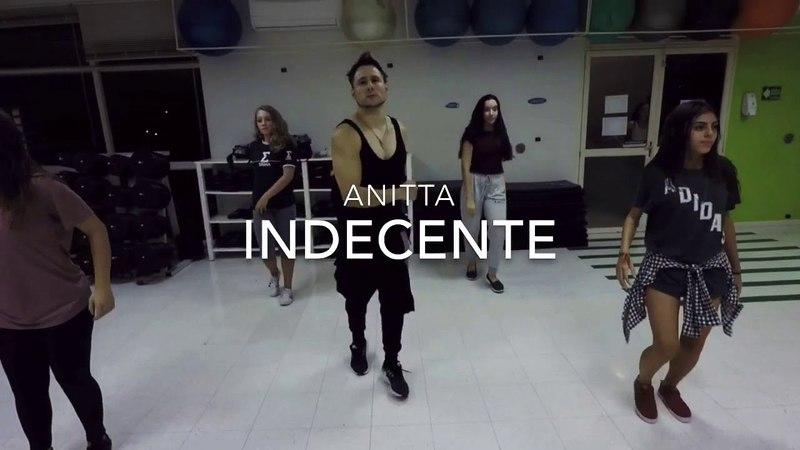 Anitta INDECENTE Coreografia @EduardoAmorimOficial