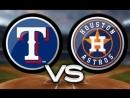 AL / 14.04.2018 / TEX Rangers @ HOU Astros (2/3)