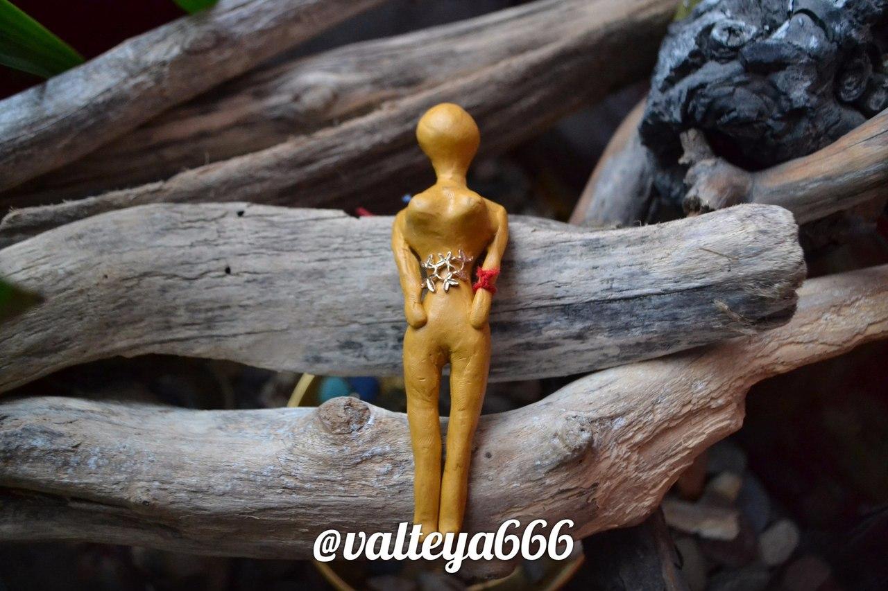 Киев - Куклы-талисманы для привлечения благ. Черный Вольт  - Страница 2 9_njV39bwf8