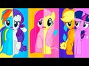 My Little Pony Harmony Quest Мои Маленькие Пони Миссия Гармонии игра как мультик часть 3 ГАМИКС