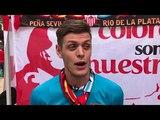 Final de Copa del Rey 2018 La Locura de Gonzalo, un Sevillista de Buenos Aires
