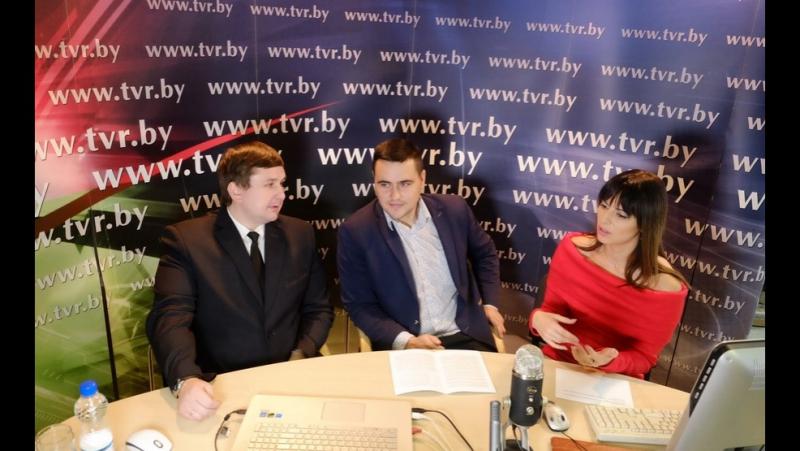 Андрей Иванец о конференции Молодежь в науке 2 0'17 Online конференция