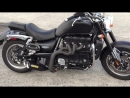 TRIUMPH ROCKET III NEW UNIQUE EXHAUST SOUND CHECK Made By Kopi