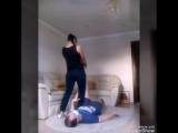 Моя борьба со спастико женскими руками)))