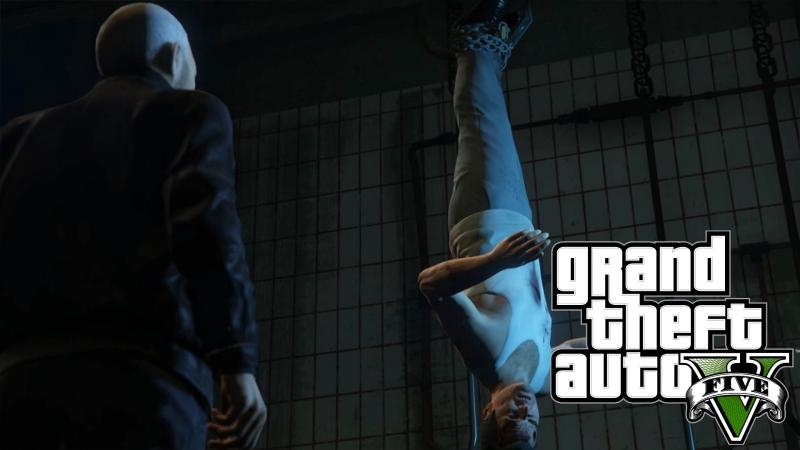 Grand Theft Auto V | Миссия 59 | Свежее мясо