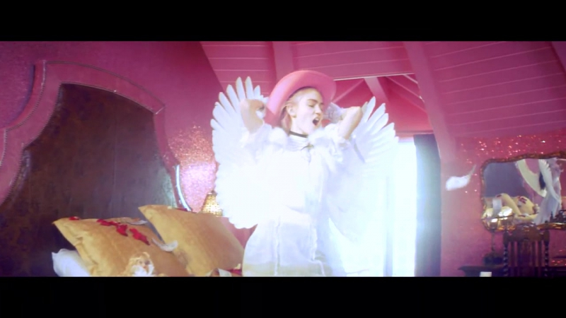 Grimes - Flesh without Blood Life in the Vivid Dream