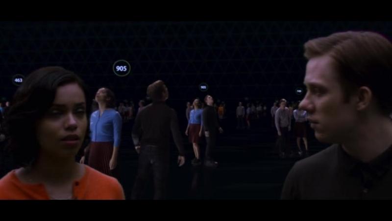 Способность идти против Системы - Черное зеркало 4 (2017) [отрывок / фрагмент / эпизод]
