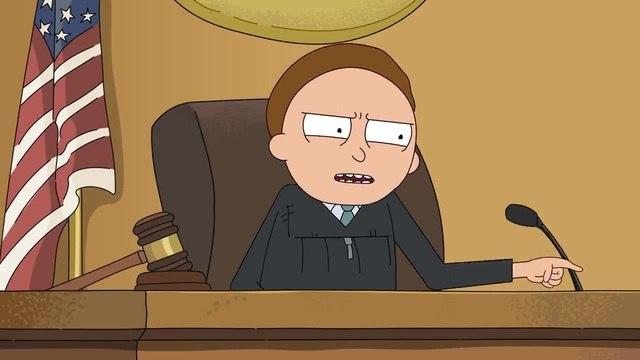 Сучий ты говномес! Рик и Морти | Самый Гуманный Суд в Мире | Сыендук