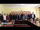 Пресс-конференция посвященная проведению турнира ММА в г. Дербент