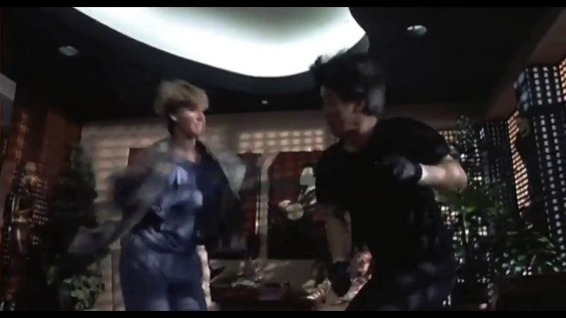 RIGHTING WRONGS - Yuen Biao Cynthia Rothrock