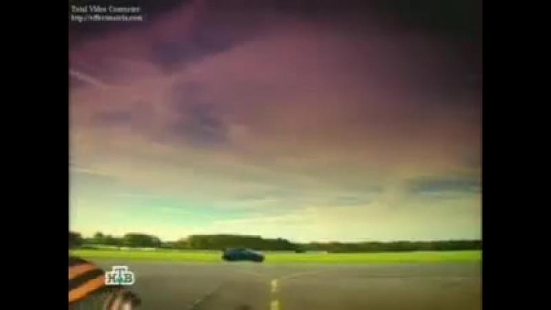 Top Gear _ Lamborghini Murcielago vs. Mitsubishi EVO
