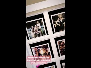 InstagramStory Poppy Delevingne