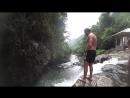 Приключения на водопаде и полнейший экстрим