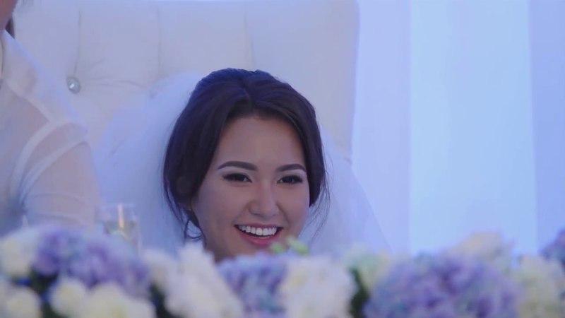Ведущий, тамада - Дильхан Исаев лучший ведущий элитных свадеб РК (2016)