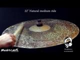 Masterwork Natural Medium Ride 22