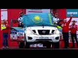 Aktau Motorsport - Silkway Rally 2017