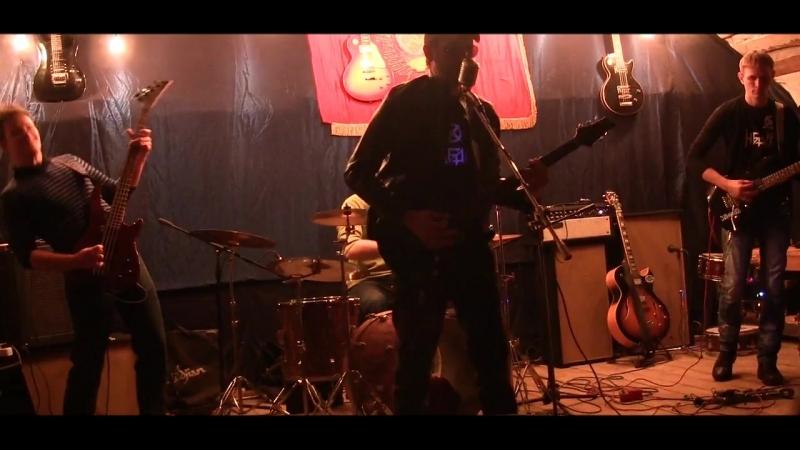 Чёрная гитара - Группа ХамбакеР (Кривка) 28.10.2016. ©