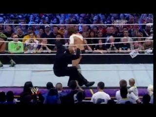 [#My1] РестлМания 30 - Дэниел Брайан против Батисты против Рэнди Ортона за титулы ВВЕ и ВХ Чемпиона