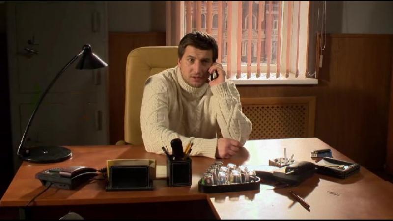 Ментовские войны 7 сезон 2013 год 5 серия Шилов и Лиза Шилов и Мила Новая информация