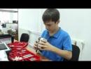 Ученик «Лиги Роботов» рассказывает о себе и о секции