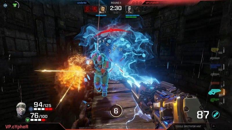 VP.Cypher vs. Unde4d (LB 4th, QCL Drova Open) – Quake Champions