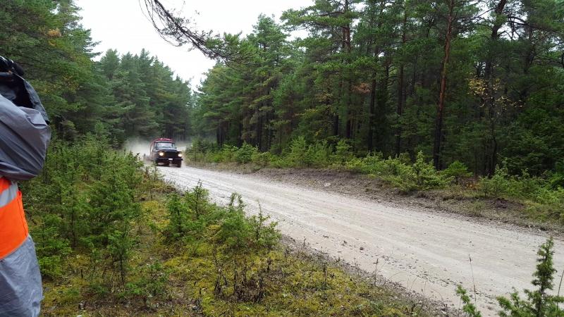 Rally Saaremaa GAZ-53