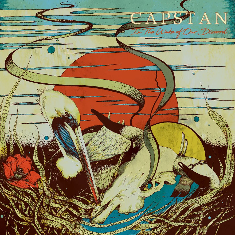 Capstan - In the Wake of Our Discord [EP] (2018)