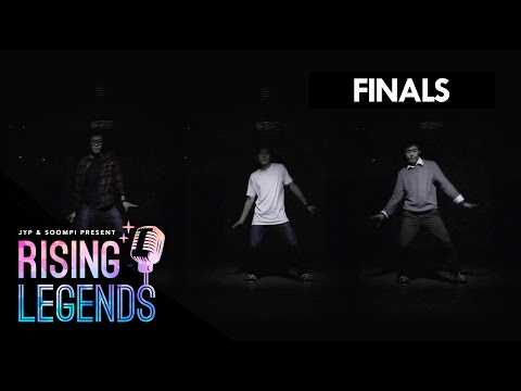 MADTOWN - Emptiness - Borkhon ☆ [JYP x Soompi Rising Legends FINALS]