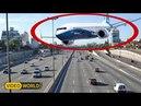 Incredible Airplane Crosswind Landings and takeoff [Part 5]