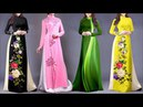Unique Collection of Long kurti Collection || Beautiful Vietnamese dress || Latest Stylish Design