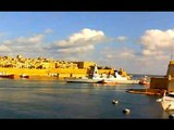 Эсминец NATO HMS DIAMOND D 34 вошёл в порт Валлетта корветы Серпухов и Зелёный Дол ушли Движняк :)