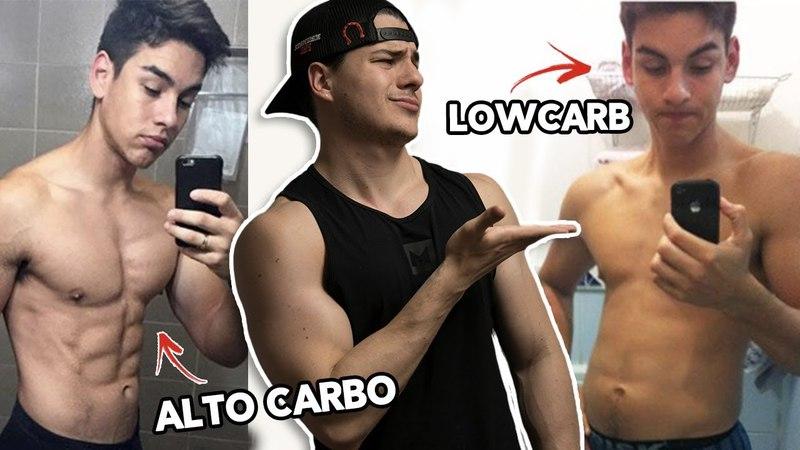 LOW CARB: A PIOR DIETA DO MUNDO !! ❌