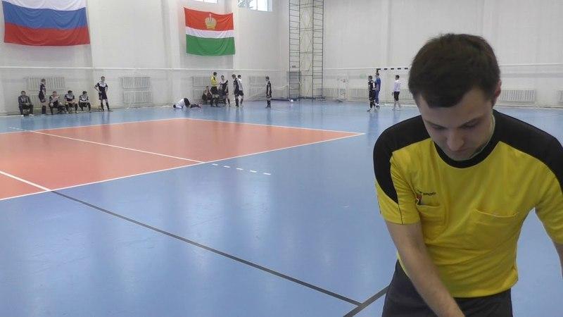 ФК Реал - ФК BazaCity (Полуфинал суперкубка) - 2 тайм