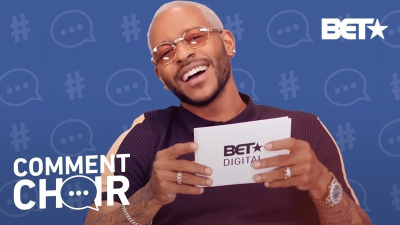 "Eric Bellinger Is A Married Man Who Doesn't Mind Being ""Desired"" 