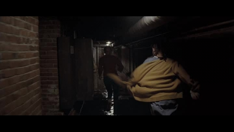 Попытка побега из клиники Отрывок из фильма Палата