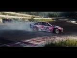 Drift Vine | Nissan Silvia s14 Naoki Nakamura at Link Circuit