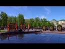 Возложение венка к Могиле Неизвестного Солдата в Александровском саду 09.05.2018