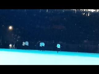 [fancam] 180225 PyeongChang Olympic Winter Games 2018: Closing Ceremony / Kai