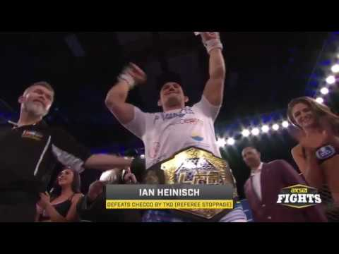LFA 39 Highlights: Heinisch vs Checco