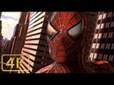 Spiderman 2002 Spider-Man to the Rescue Clip 4K