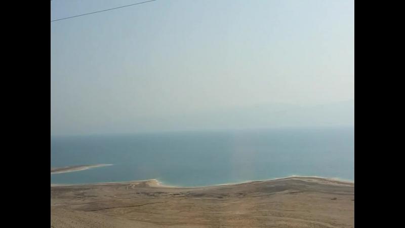 Поездка в заповедник Эйн-Геди и Мертвое море - 2017