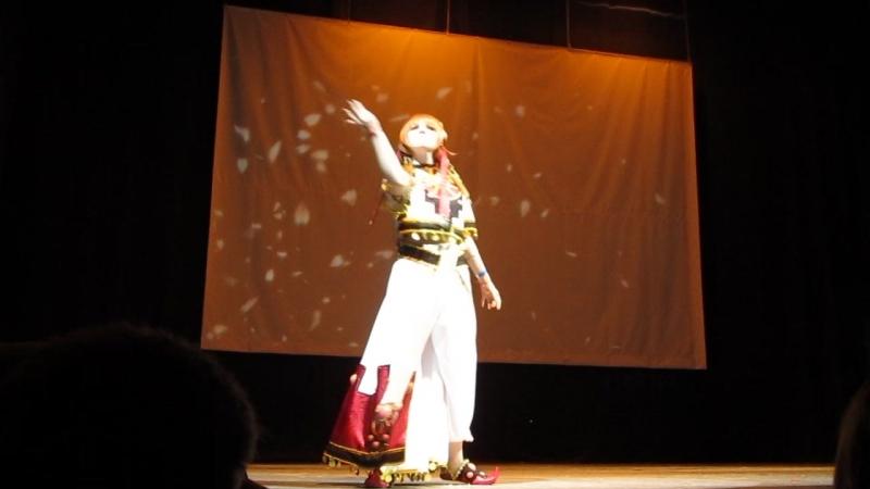 Ufest 2018 — Sakura (Naoki) Tsubasa: Reservoir Chronicle (Ульяновск) Ufest 2018