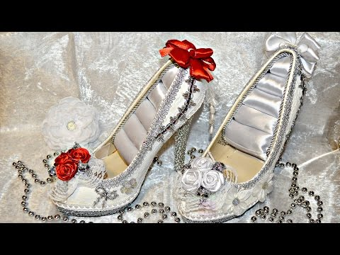 Подарок девушке! Подставка для украшений! Часть 2. Gift to the girl! Jewelry holder! Part 2.